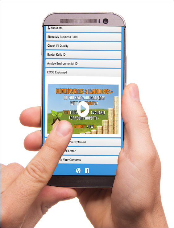 My Smart Business Card - Bespoke Design